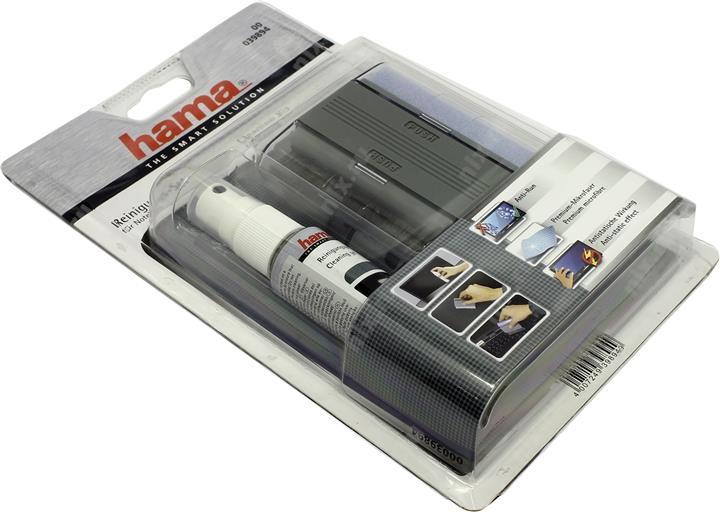 Hama 49877 пневмоочиститель office-clean (баллон - 400мл)