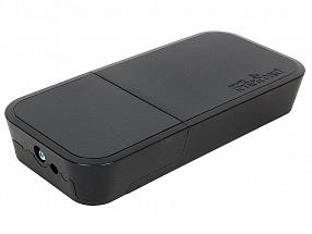 Точка доступа MikroTik RBwAP2nD-BE wAP 802.11n 300Mbps 2.4ГГц черный
