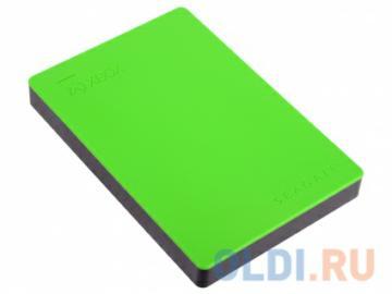 Фото «Внешний жесткий диск Seagate Expansion Portable Drive 2Tb Green (STEA2000403)» в Москве