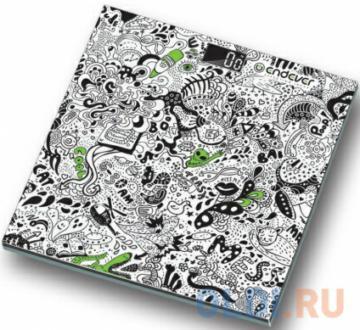 Фото «Весы напольные ENDEVER Aurora 547 рисунок» в Москве