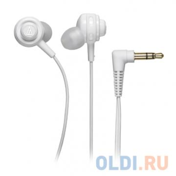 Фото «Наушники Audio-Technica ATH-COR150 White» в Москве
