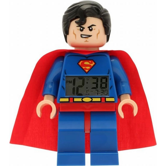 Как сделать лего супермена своими руками
